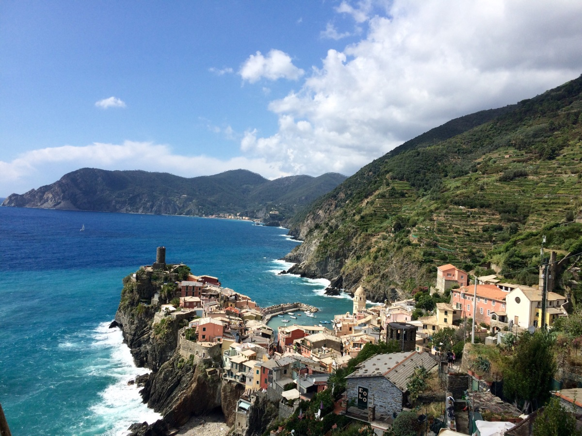 First Taste of Italy: Milan, Cinque Terre & Florence